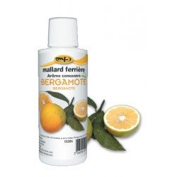 Arôme bergamote
