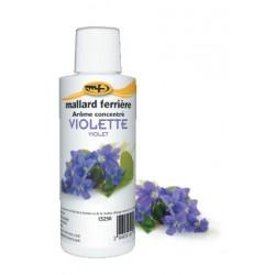Arôme violette