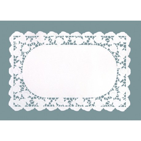 Dentelle rectangle