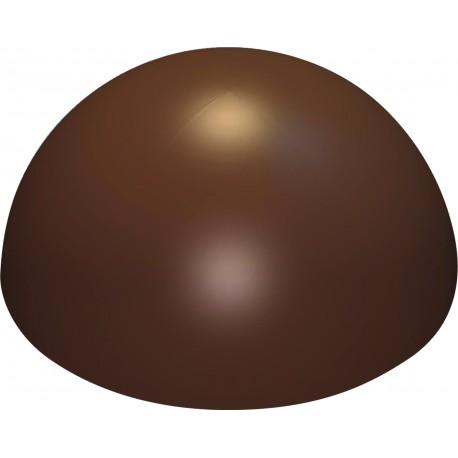 moule chocolat demi-sphère