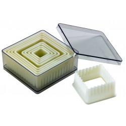 Boite de découpoirs polyglass