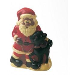 """Moule choco """"Père Noël bébé renne"""""""