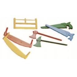 Assortiment 6 outils de noël