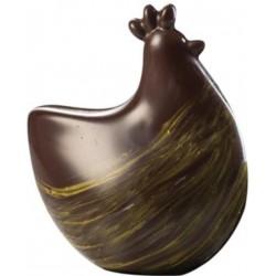 Moule à chocolat cocotte