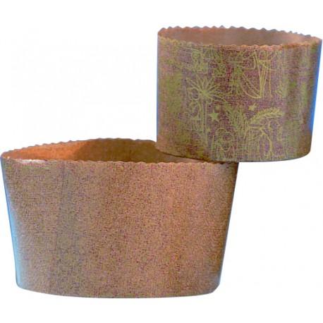 Mini panettone, papier