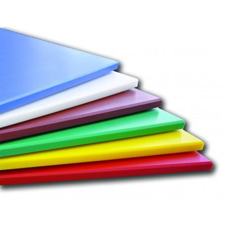 Planche à découper couleur