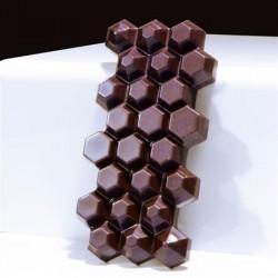 Moule pour comprimé hexagone