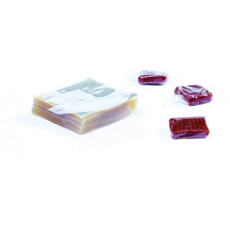 carré cellophane pour caramels