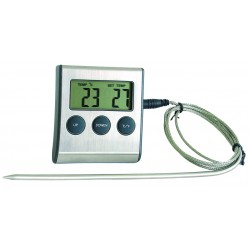 Thermomètre pou four -50°/+180°C