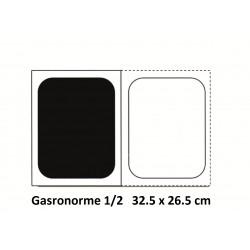 Bac inox 1/2 32.5 x 26.5 cm