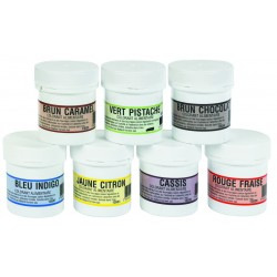 Colorant poudre hydrosoluble 20gr