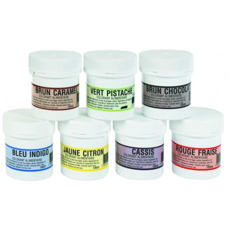 Colorant poudre hydrosoluble 20gr
