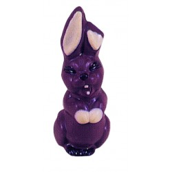 "Moule choco ""Lapin riant"" PM, MM ou GM"