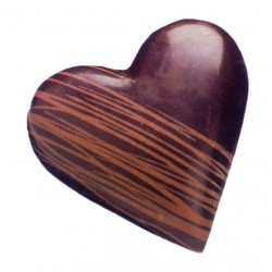"Moule choco ""Coeur"" PM, MM ou GM"