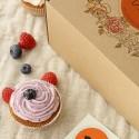 Emballages alimentaire et présentoir à gâteaux